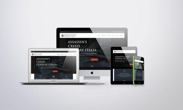 Assassin's Creed Cosplay Italia